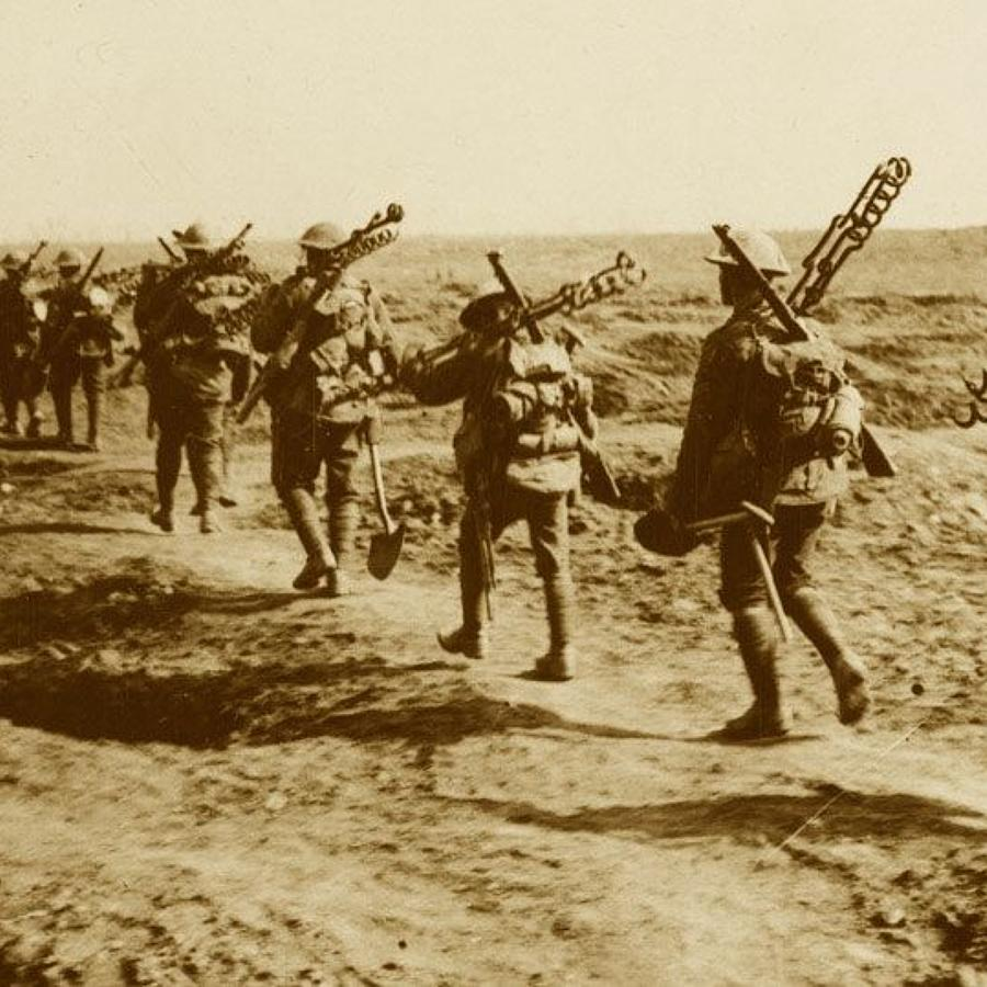 World War 1 Equipment