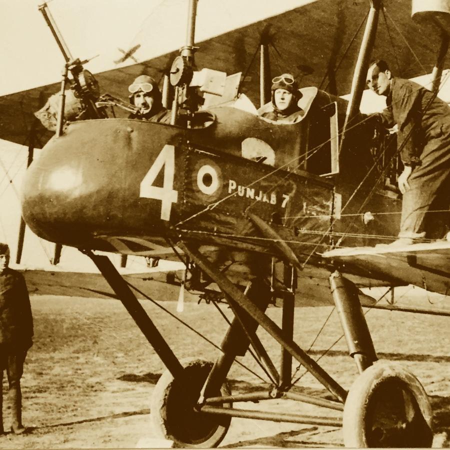 Aviation World War 1