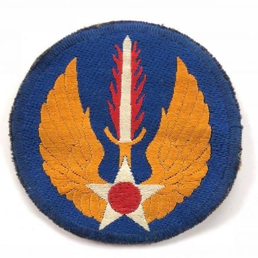US Air Force Europe Sleeve Badge.