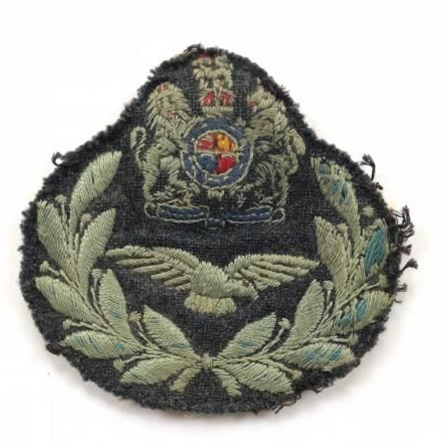 RAF Cold War 1st Pattern Master Aircrew Rank Badge.
