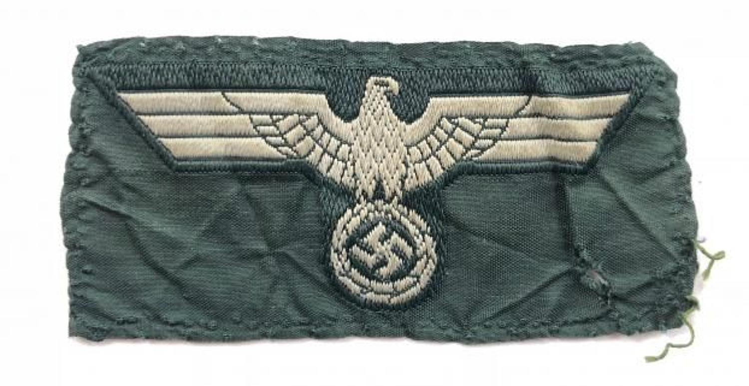 WW2 German Army Cap Eagle.