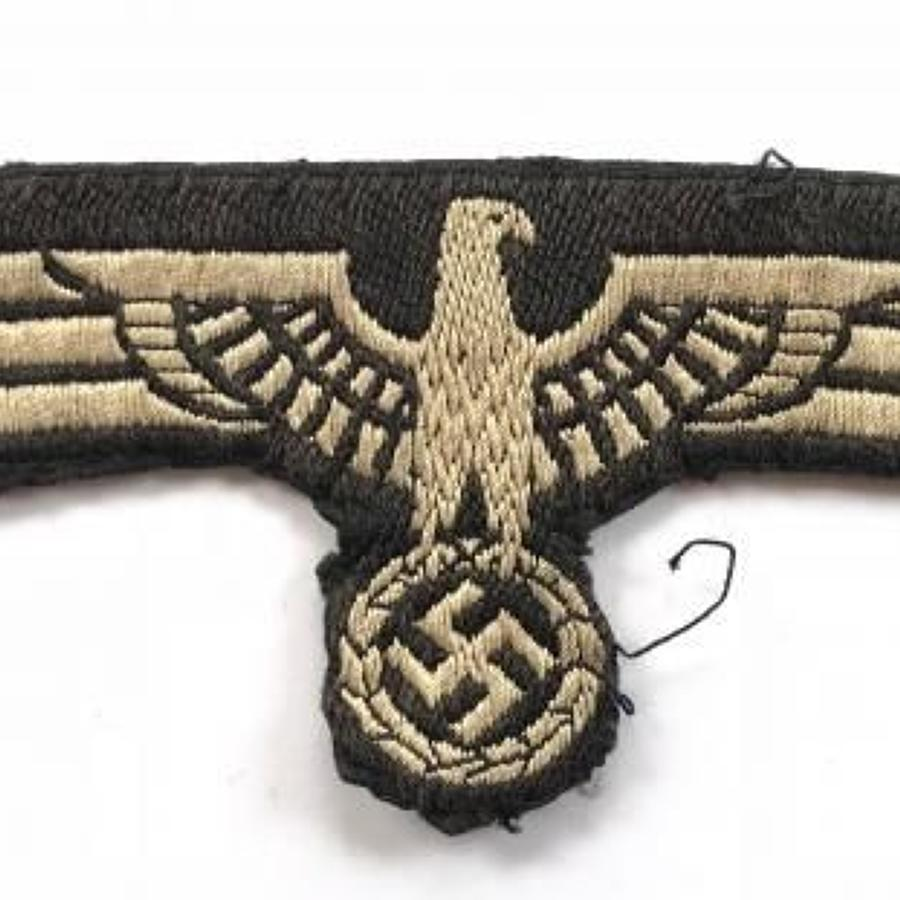 WW2 German Army  Panzer Breast Eagle