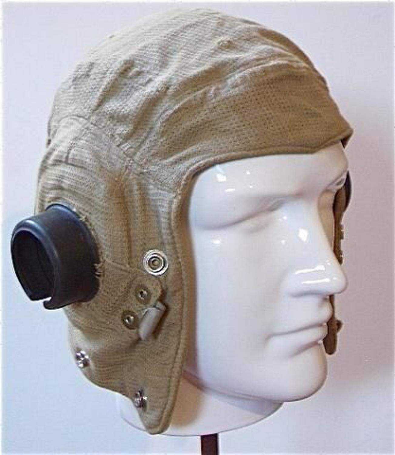 WW2 RAF E Type Flying Helmet.