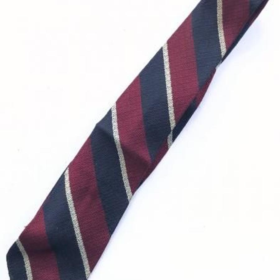RAF 1940's / 50's Tie Tailored by Harrods of London.