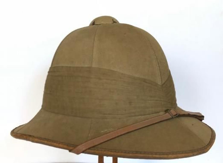 British Army Interwar / WW2 Period Officer's Wolseley Pattern Foreign