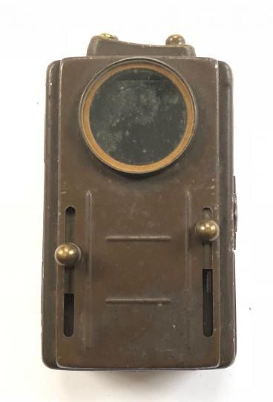 WW2 British Army Issue Signalling Torch.