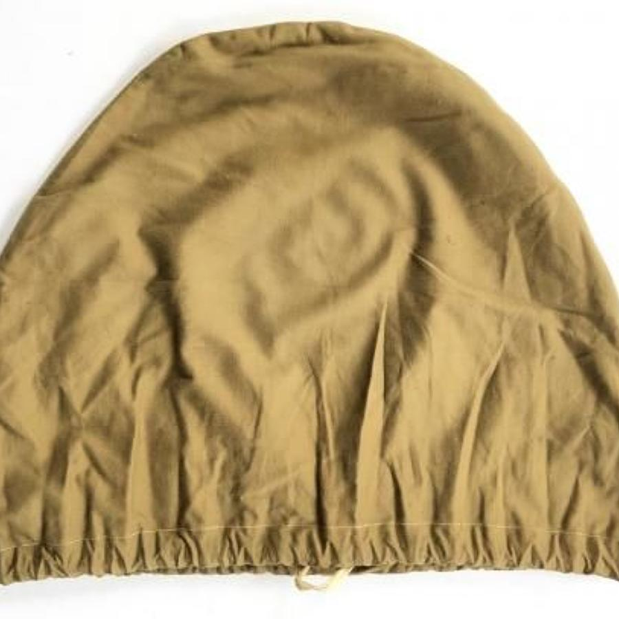 WW1 Pattern British Army Interwar / WW2 Period Sun Helmet Cloth Cover.