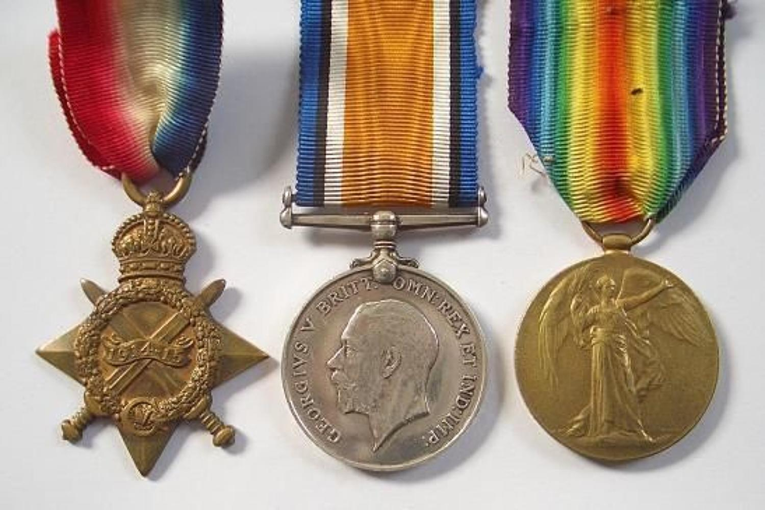 South Midland Division Cycle Company Army Cyclist Corps Medal Group.