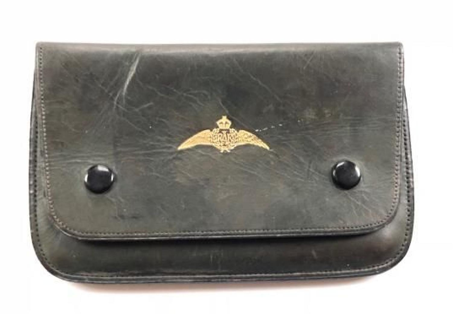 RAF Leather Purse / Wallet.