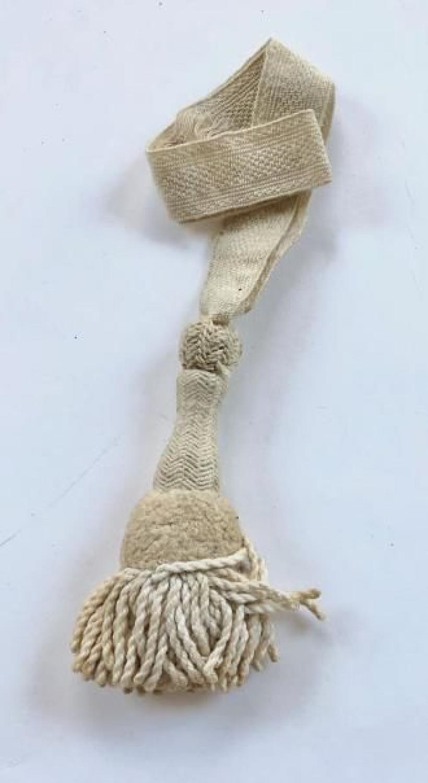WW1 Period Imperial German Bayonet Knot.