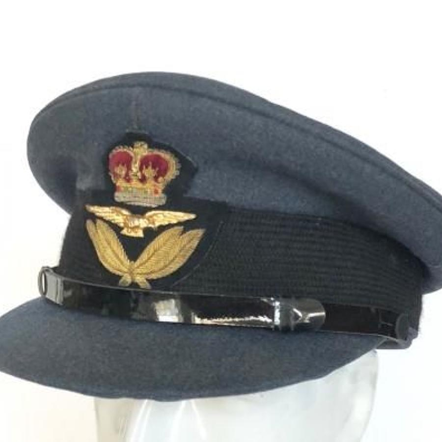 RAF Officer's Cap by Bates of London.