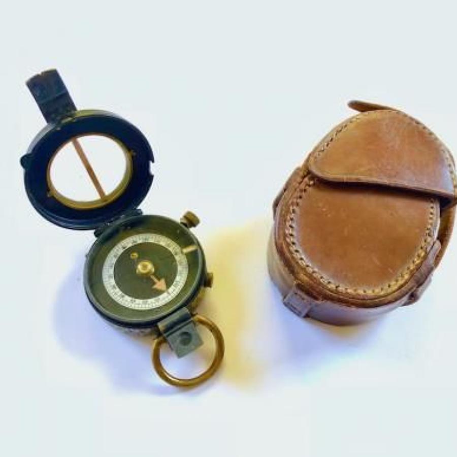 WW1 Officer's Compass 1910