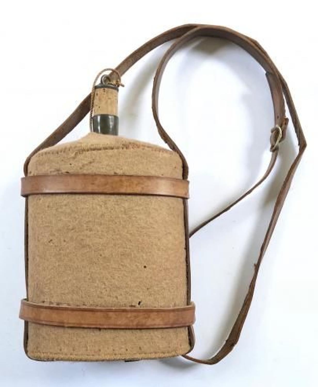 WW1 Pattern 1903 Equipment Water Bottle.