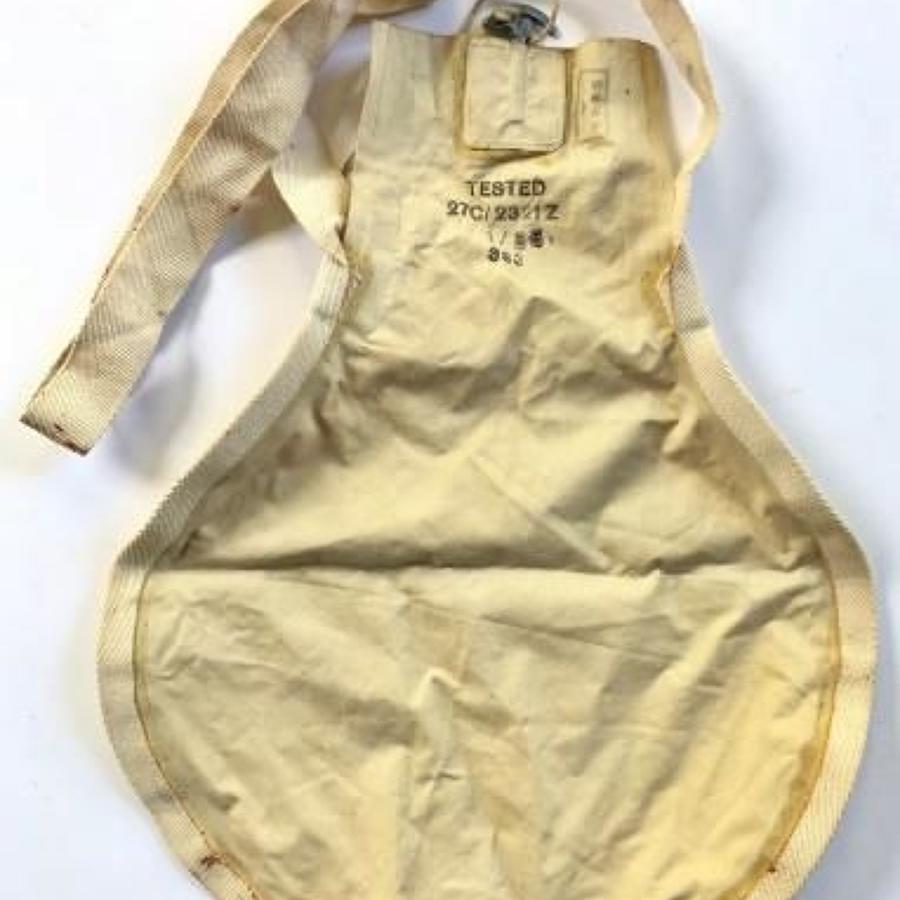 RAF Cold War 1955 Survival Kit Water Bag.