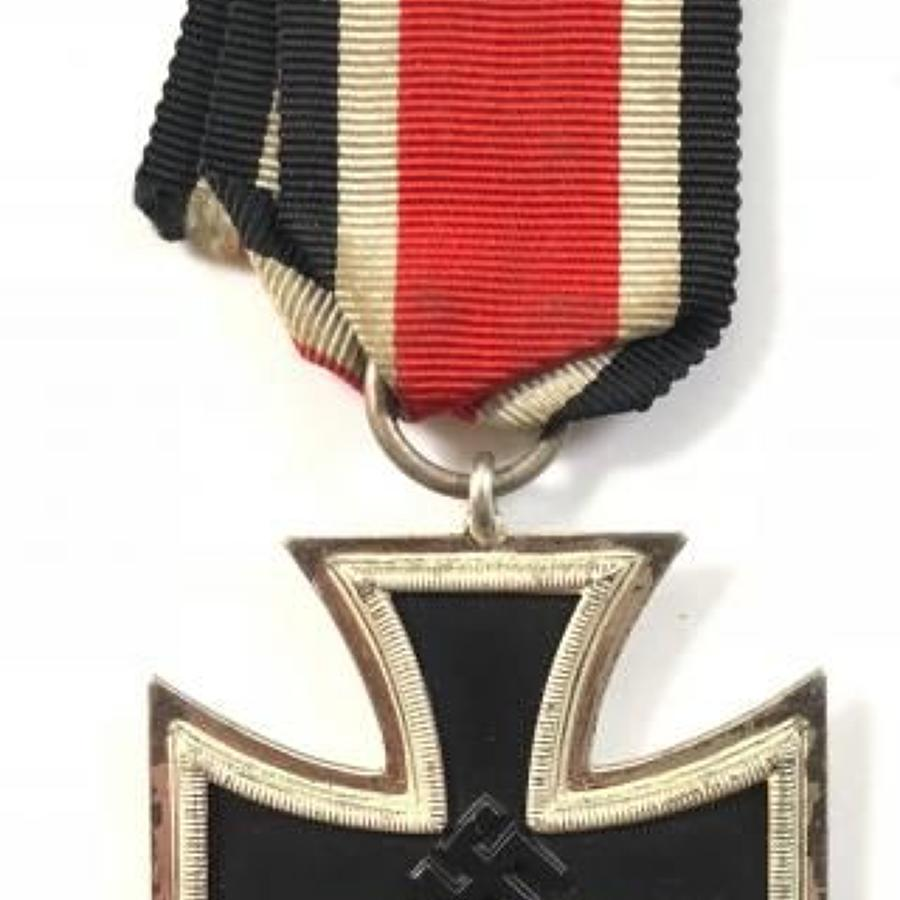 German Third Reich 1939 Iron Cross 2nd Class by Rudolf Wachtler & Lang