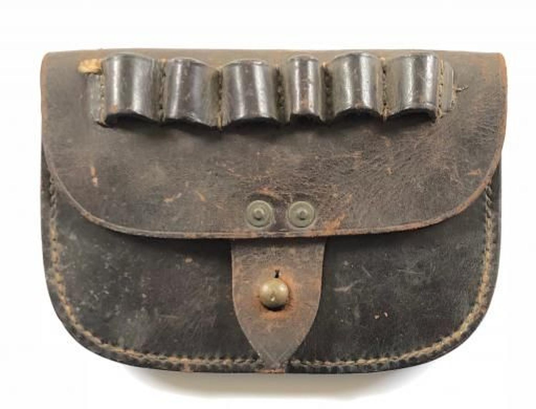 WW1 1916 Royal Naval Equipment Ammunition Pouch.