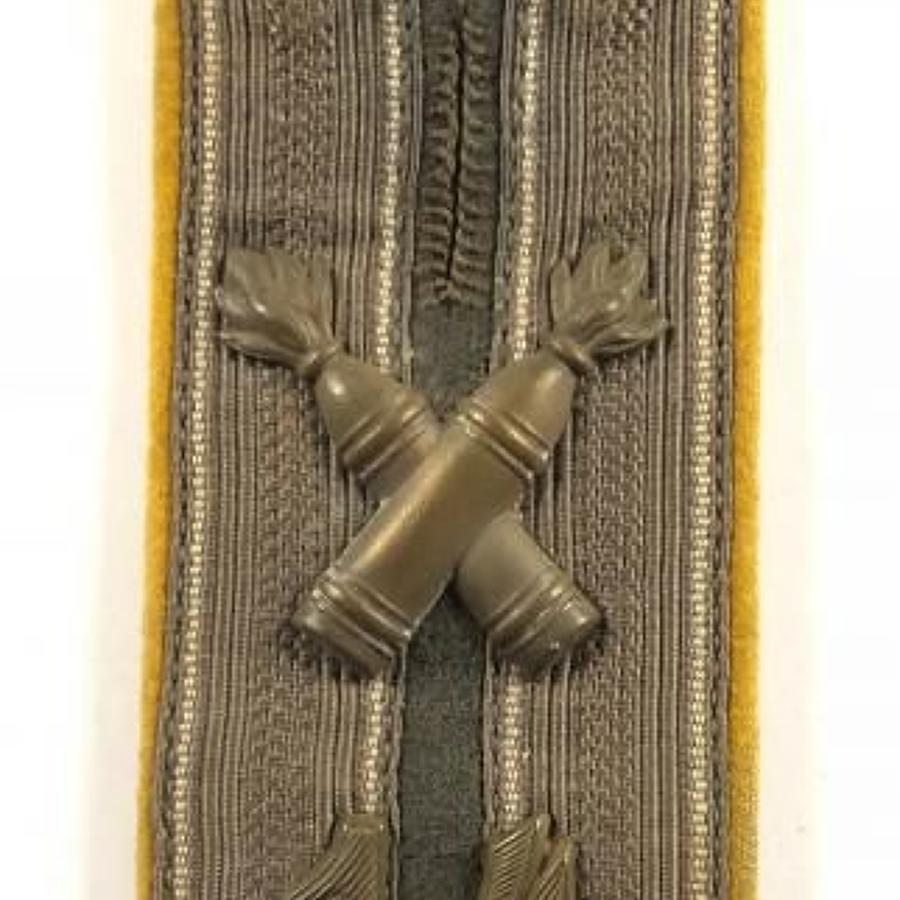 WW1 Imperial German 14th Artillery NCO's Shoulder Strap.