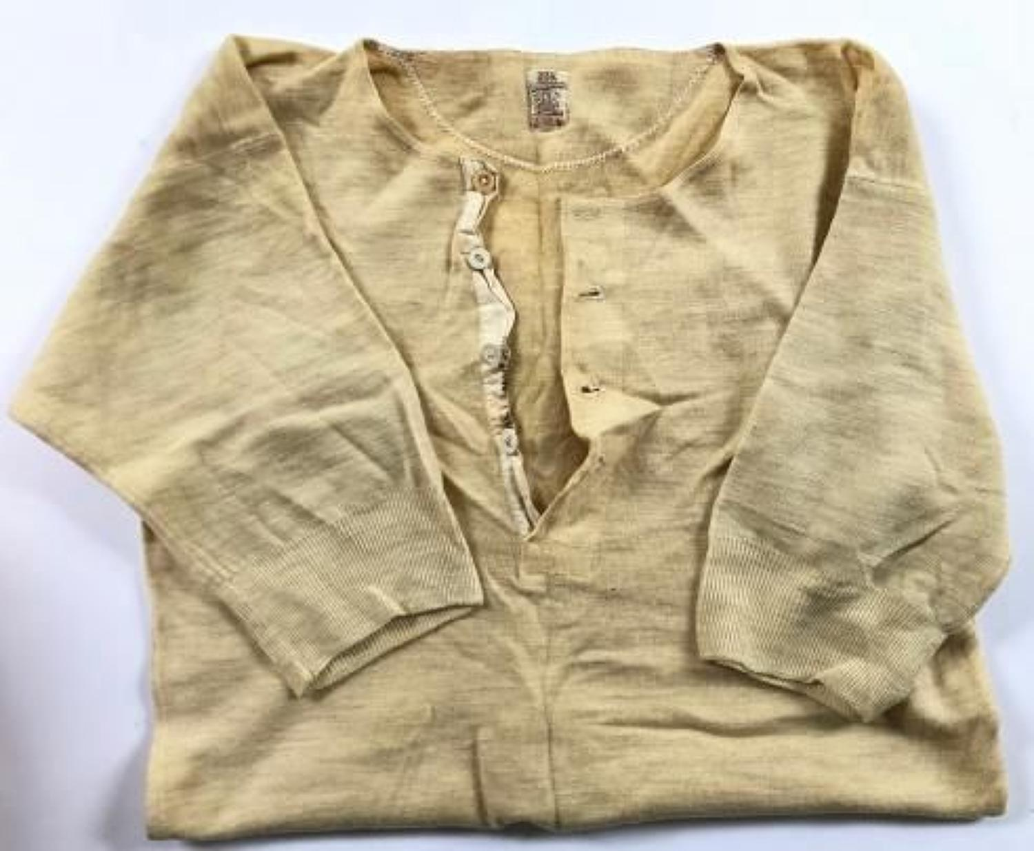 WW1 / WW2 Pattern Officer's Private Purchase Vest.