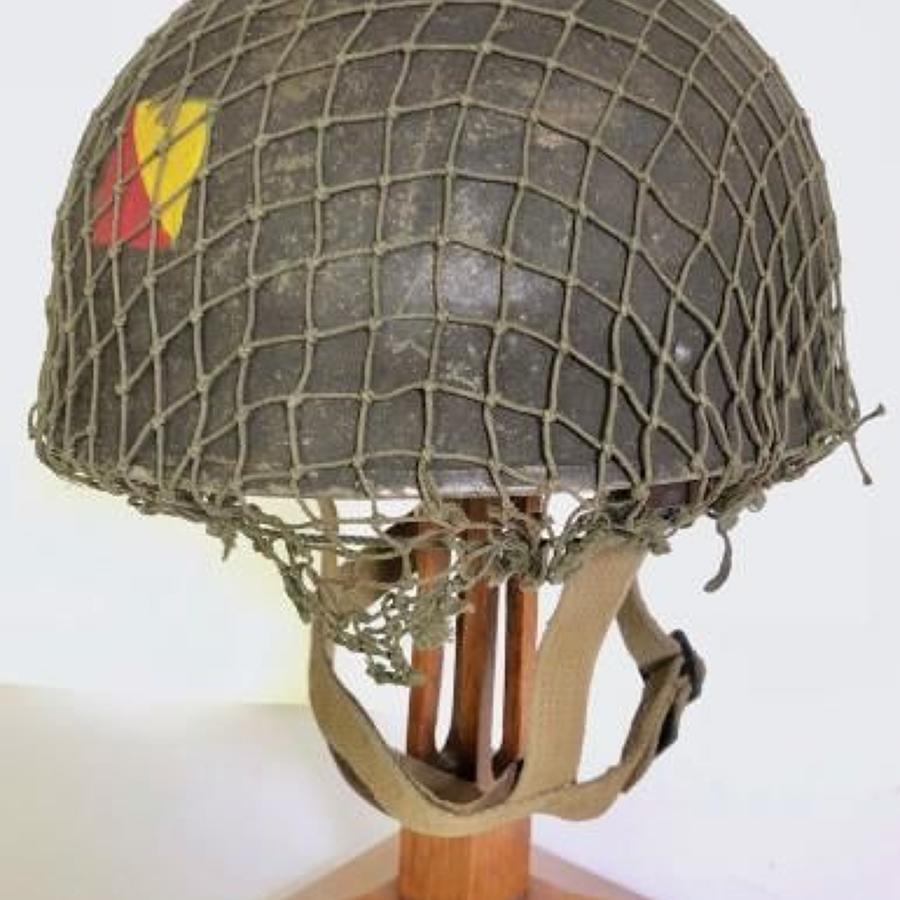 WW2 Airborne Forces 1943 Paratroopers Helmet.