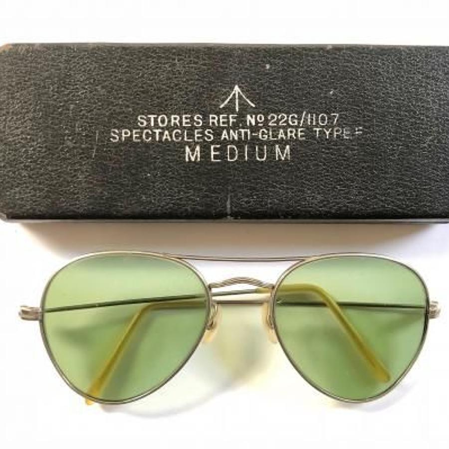 RAF Cold War Period Sun Glasses.