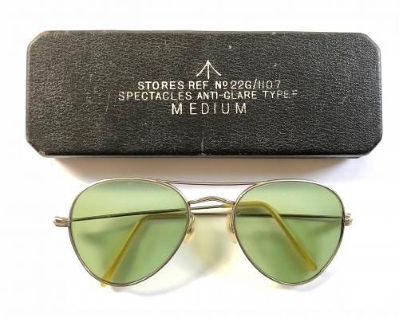 RAF Cold War Period Sun Glasses.