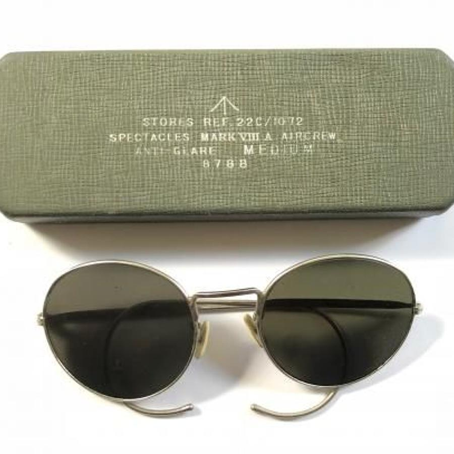 RAF WW2 / Cold War Period Aircrew Sun Glasses.