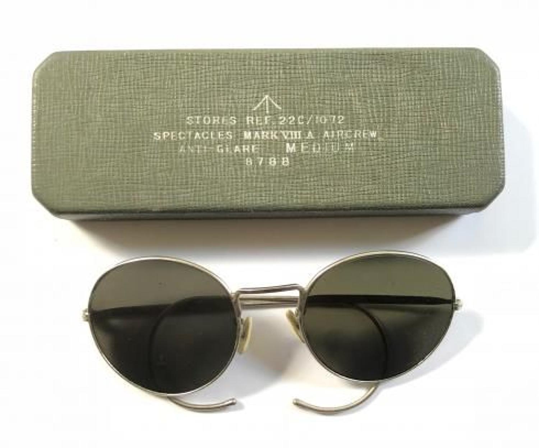 RAF WW2 / Cold War Period Aircrew Sun Glasses.