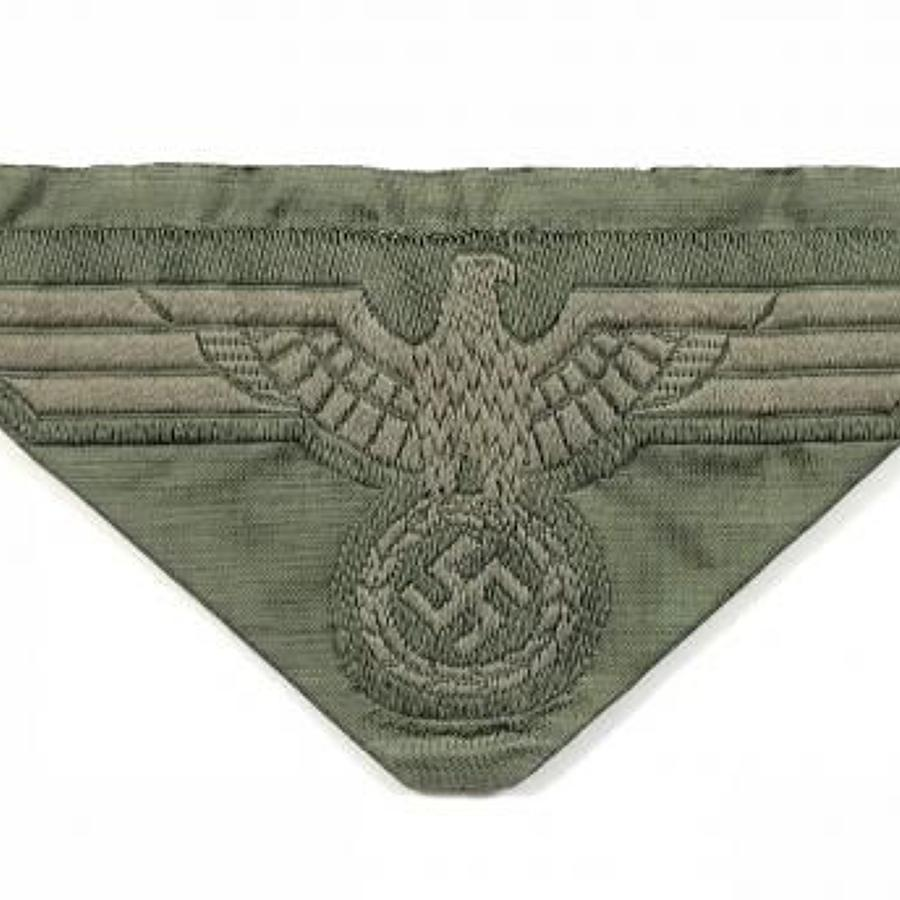 WW2 German Army Breast Eagle.