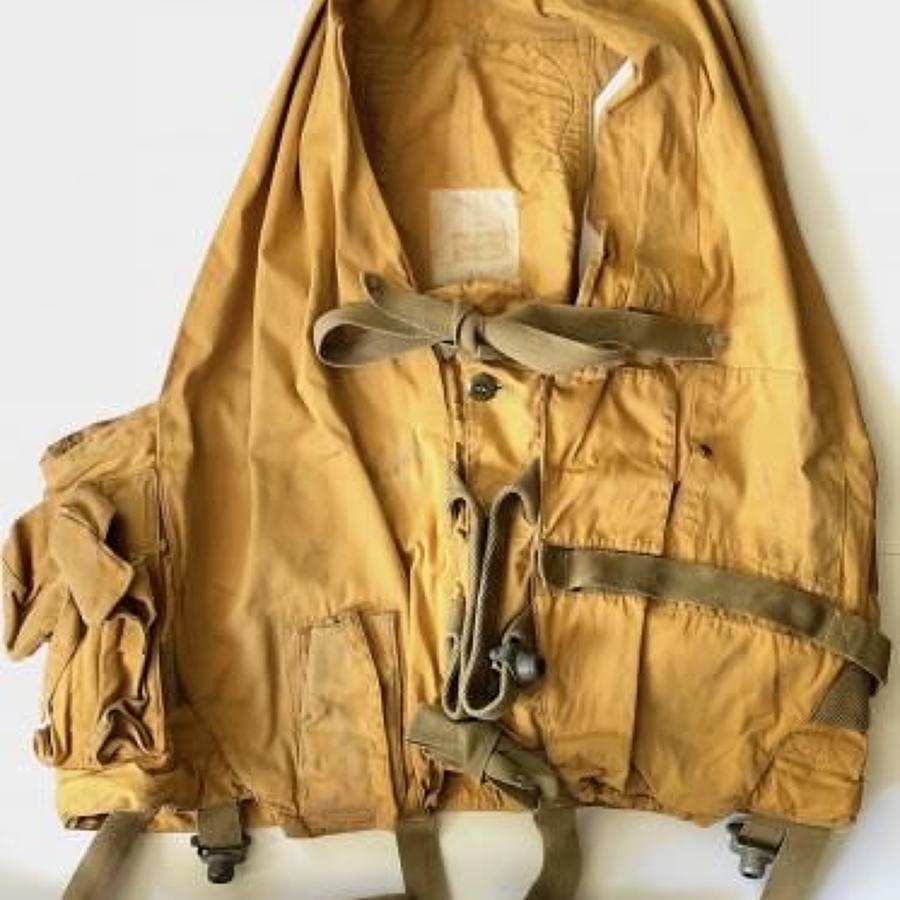 WW2 RAF 1941 Aircrew Mae West Life Jacket.