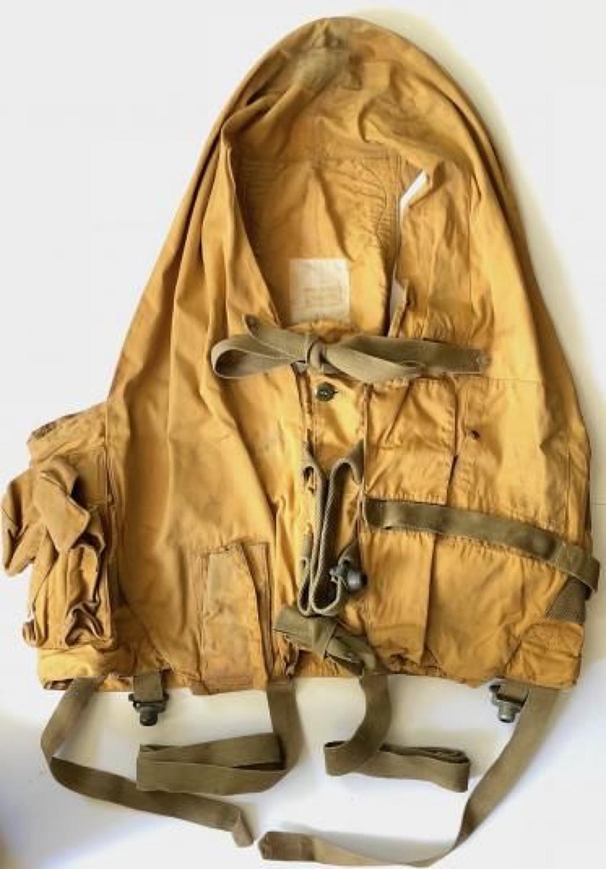 WW2 RAF 1941 Aircrew Mae West Life Jacket.