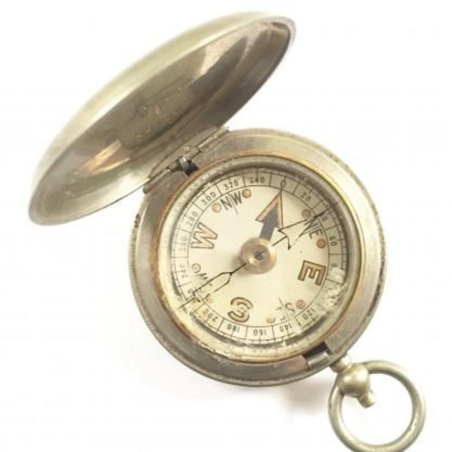 WW1 1917 Issue Pocket Compass.