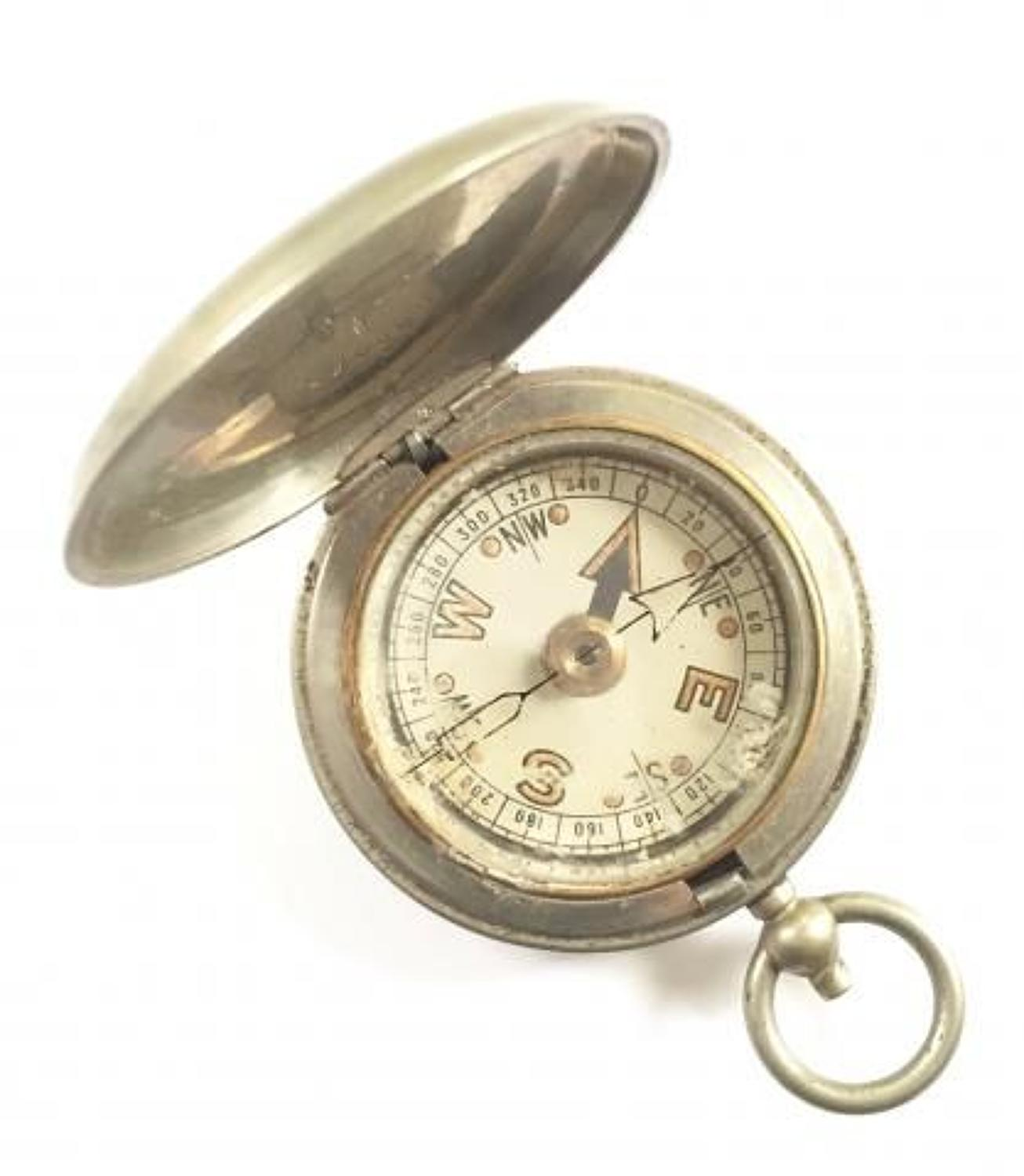 WW1 1917 Issue Pocket Compass.