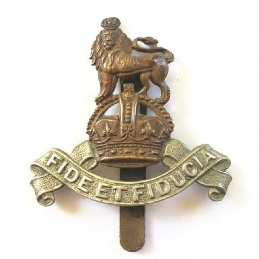 Royal Army Pay Corps pre 1953 Cap Badge.