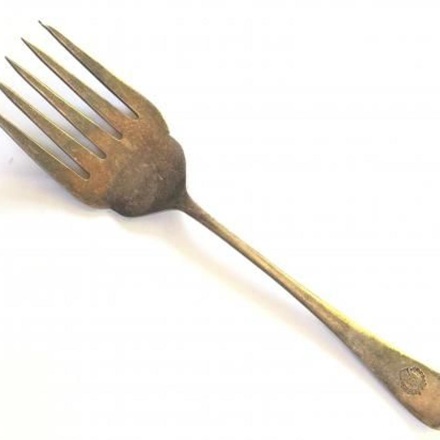 WW2 RAF Pattern Officer's Mess Serving Fork