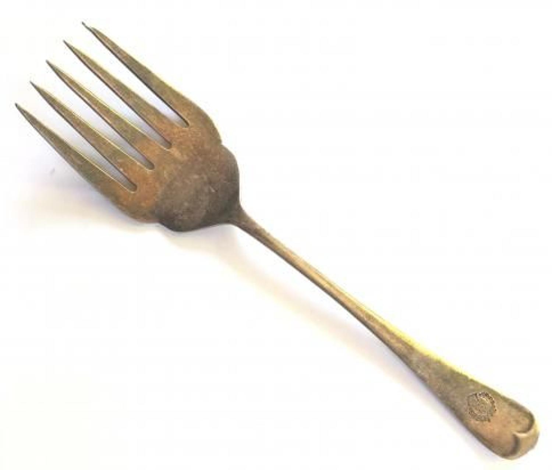 WW2 RAF Pattern Officer's Mess Serving Fork