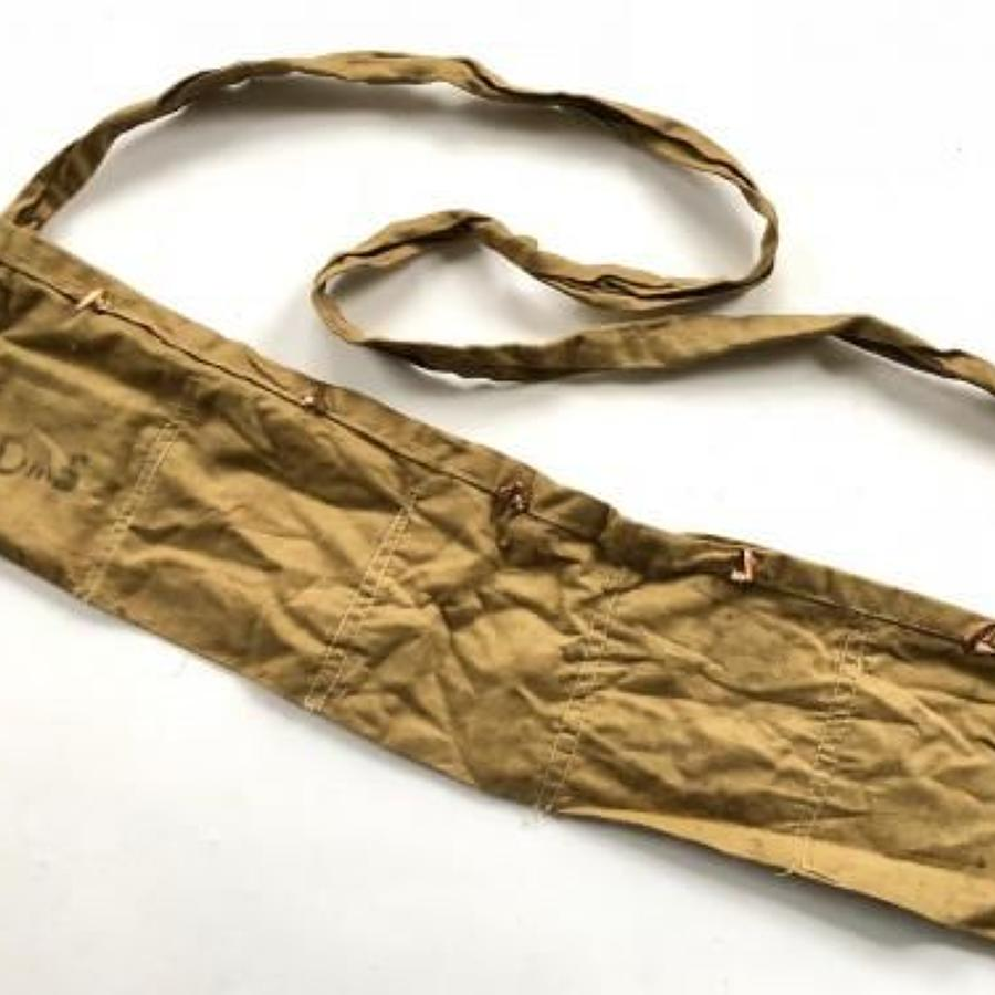 WW1 1918 Australian Military Issue Additional Ammunition Bandolier.