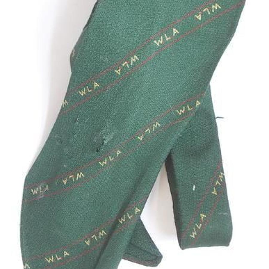 WW2 Women's Land Army Official Tie.