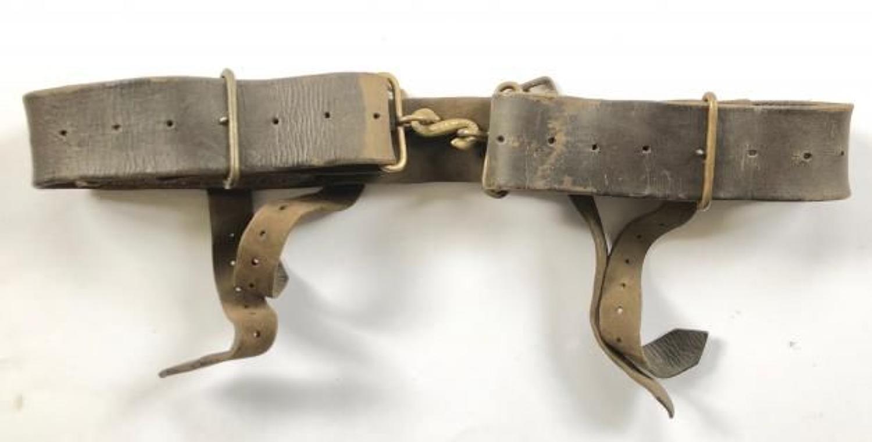 WW1 1914 Pattern Equipment Belt.