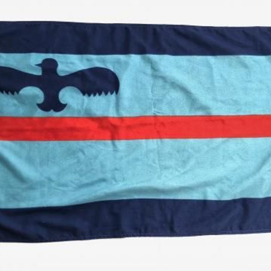 RAF Cold War Period Squadron Leader Flag.