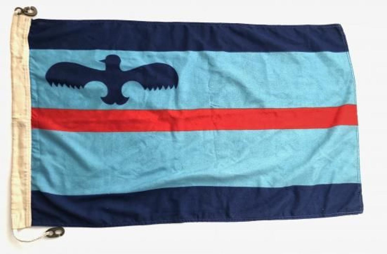 RAF Cold War Period Squadron Leader Flag.
