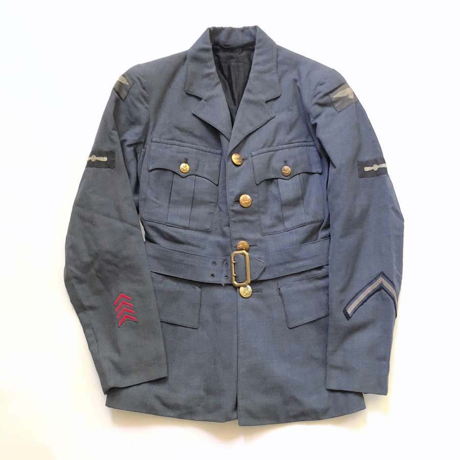 WW2 RAF WAAF Other Rank's Service Dress Tunic.