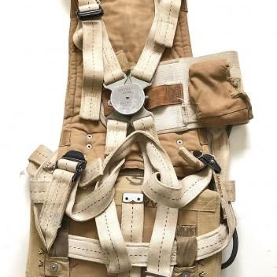 WW2 / Cold War RAF Pilot's Parachute Harness.