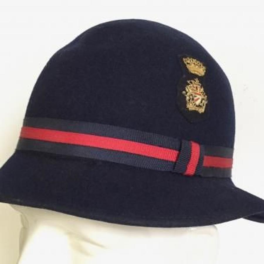 British Airways Flight Attendant Hat.