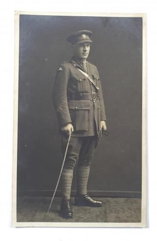 WW1 24th Bn Australian Imperial Forces Original Photograph.