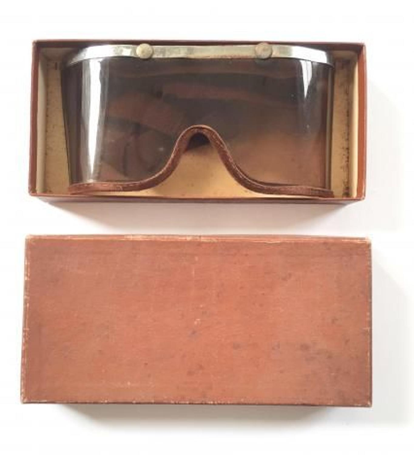 WW1 / Early Post War Flying  / Motoring Goggles