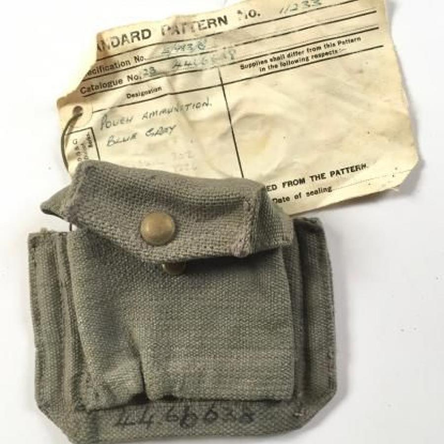 RAF Sealed / Standard Pattern Ammunition Pouch