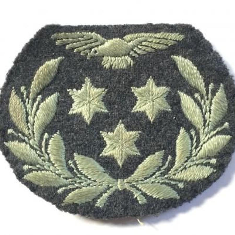 RAF Aircrew II 1947-1950  Rank Badge.