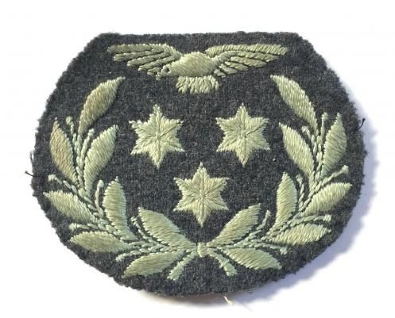 RAF Aircrew II 1947-1950  Rank Badge.