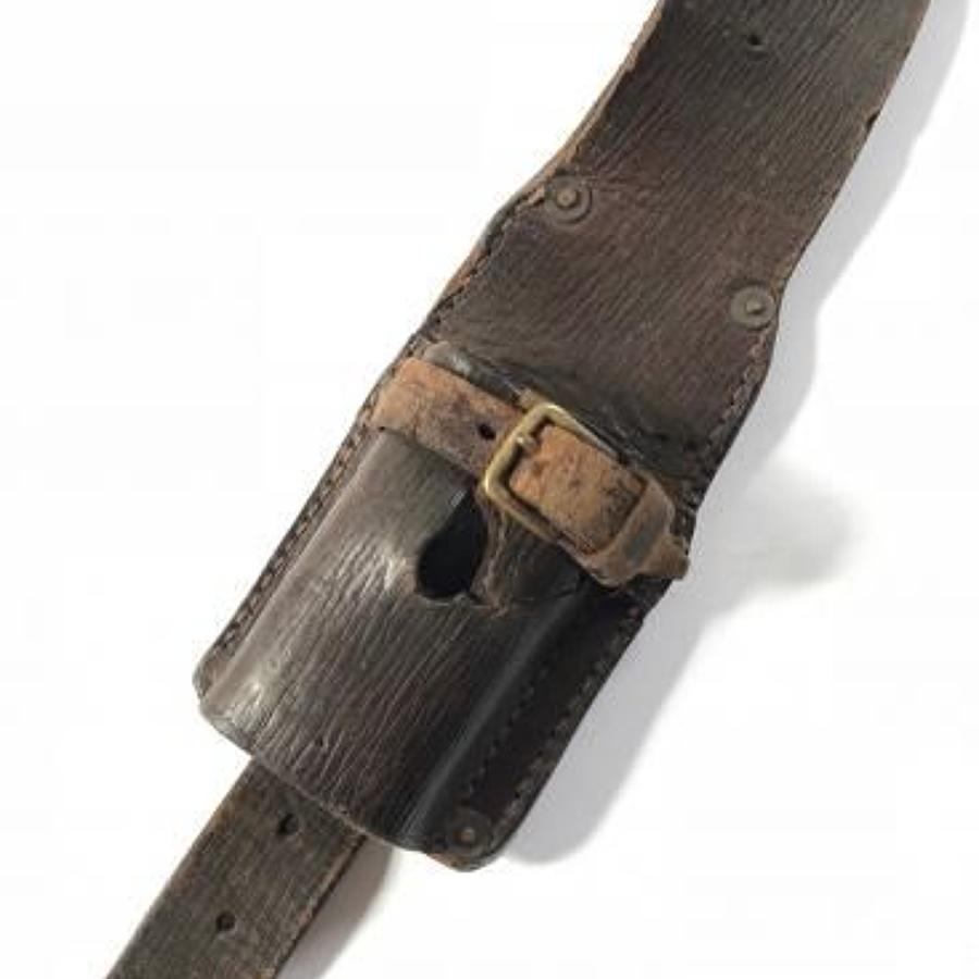 1914 Pattern Equipment Bayonet Frog.