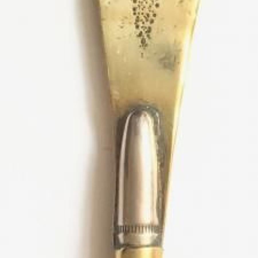 WW1 Trench Art Letter Opener.